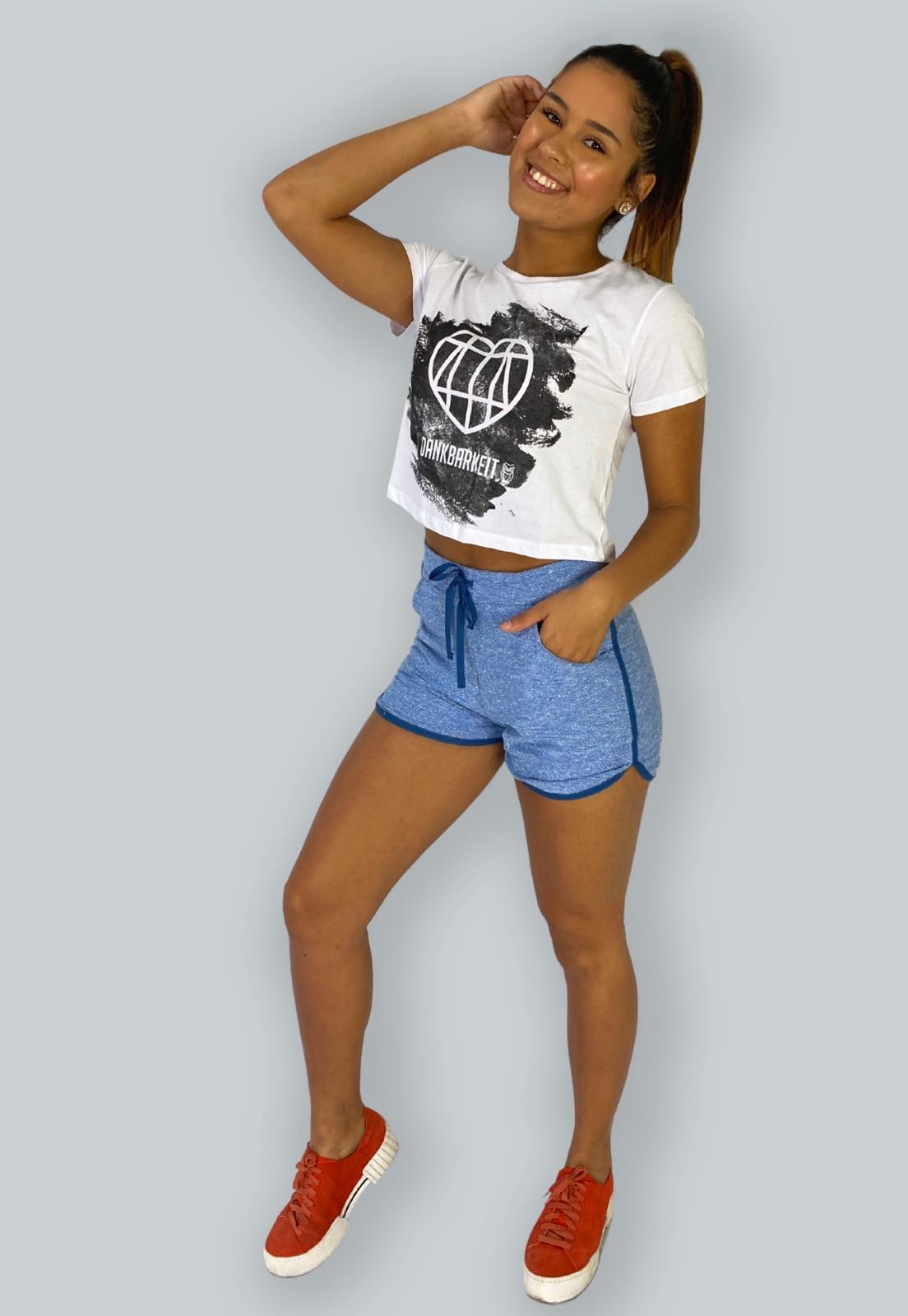 Shorts Nogah Azul