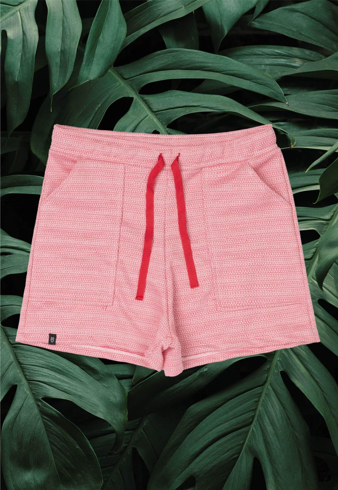 Shorts Nogah Vermelho