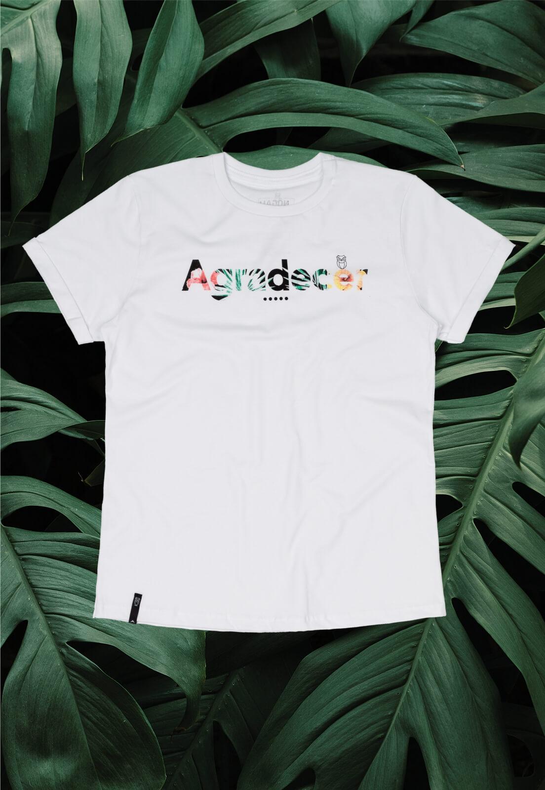 T-shirt Nogah Agradecer