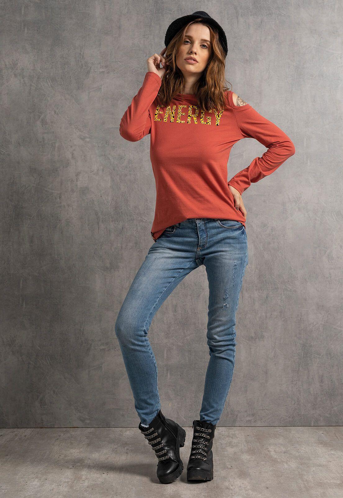 T-shirt Nogah Energy