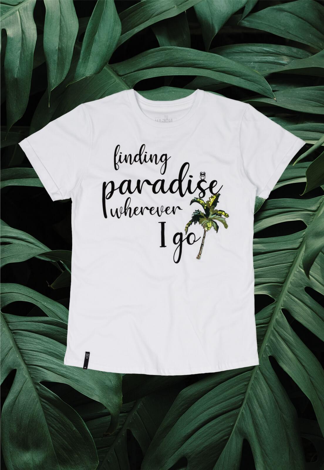 T-shirt Nogah Finding Paradise