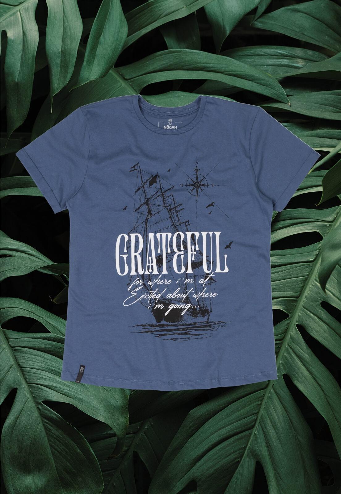 T-shirt Nogah Grateful Ship