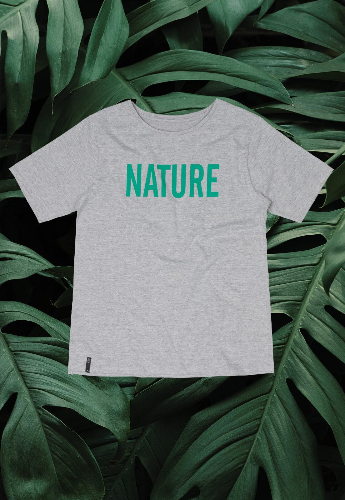 T-shirt Nogah Nature
