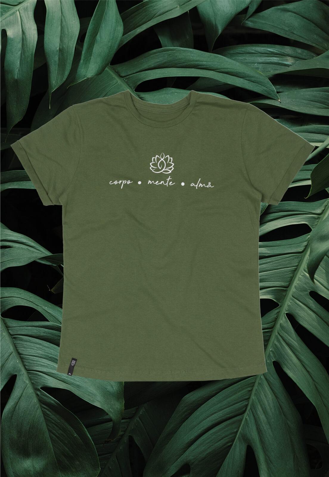 T-shirt Nogah Corpo • Mente • Alma