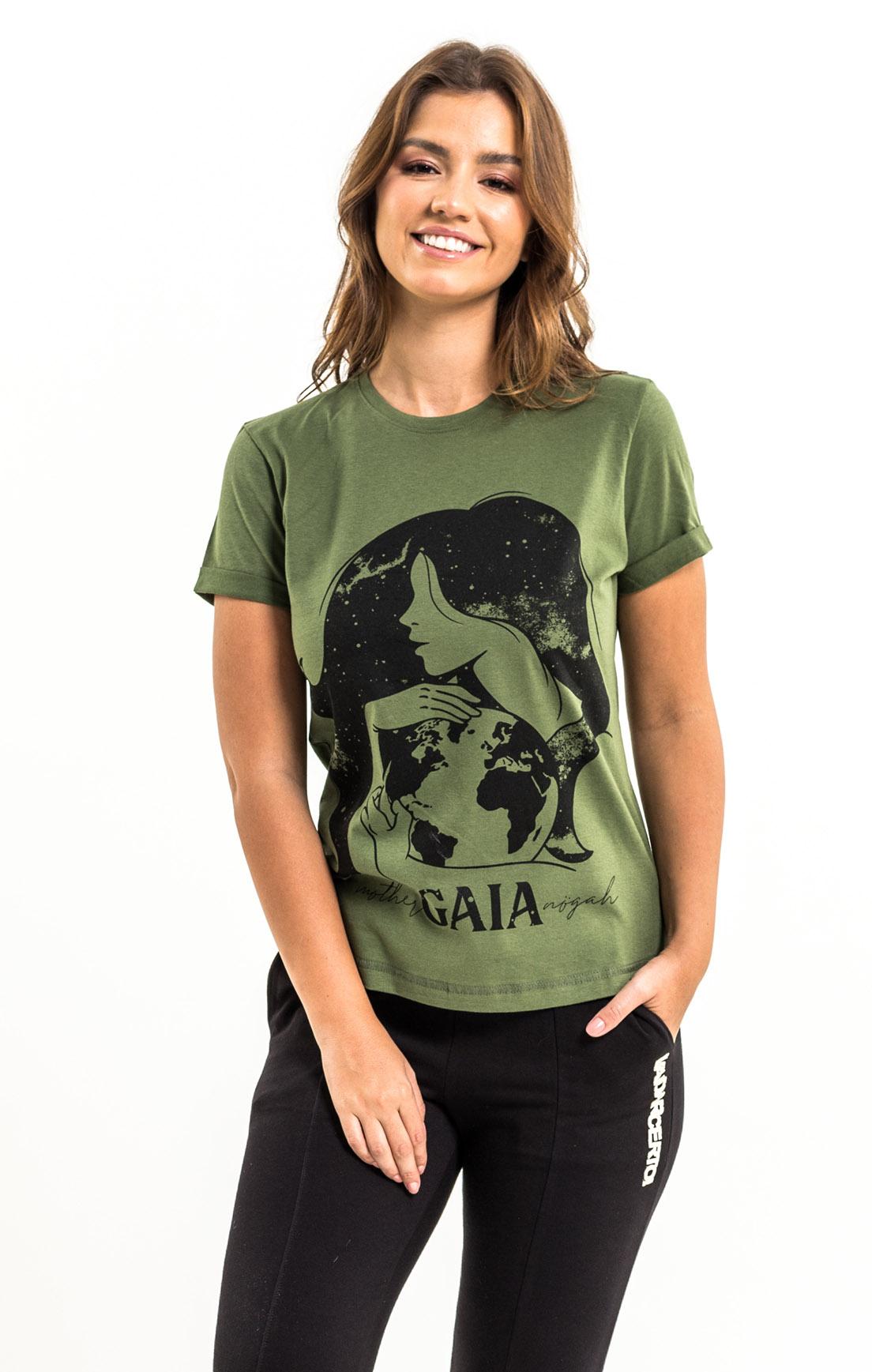 T-shirt Nogah Gaia Verde