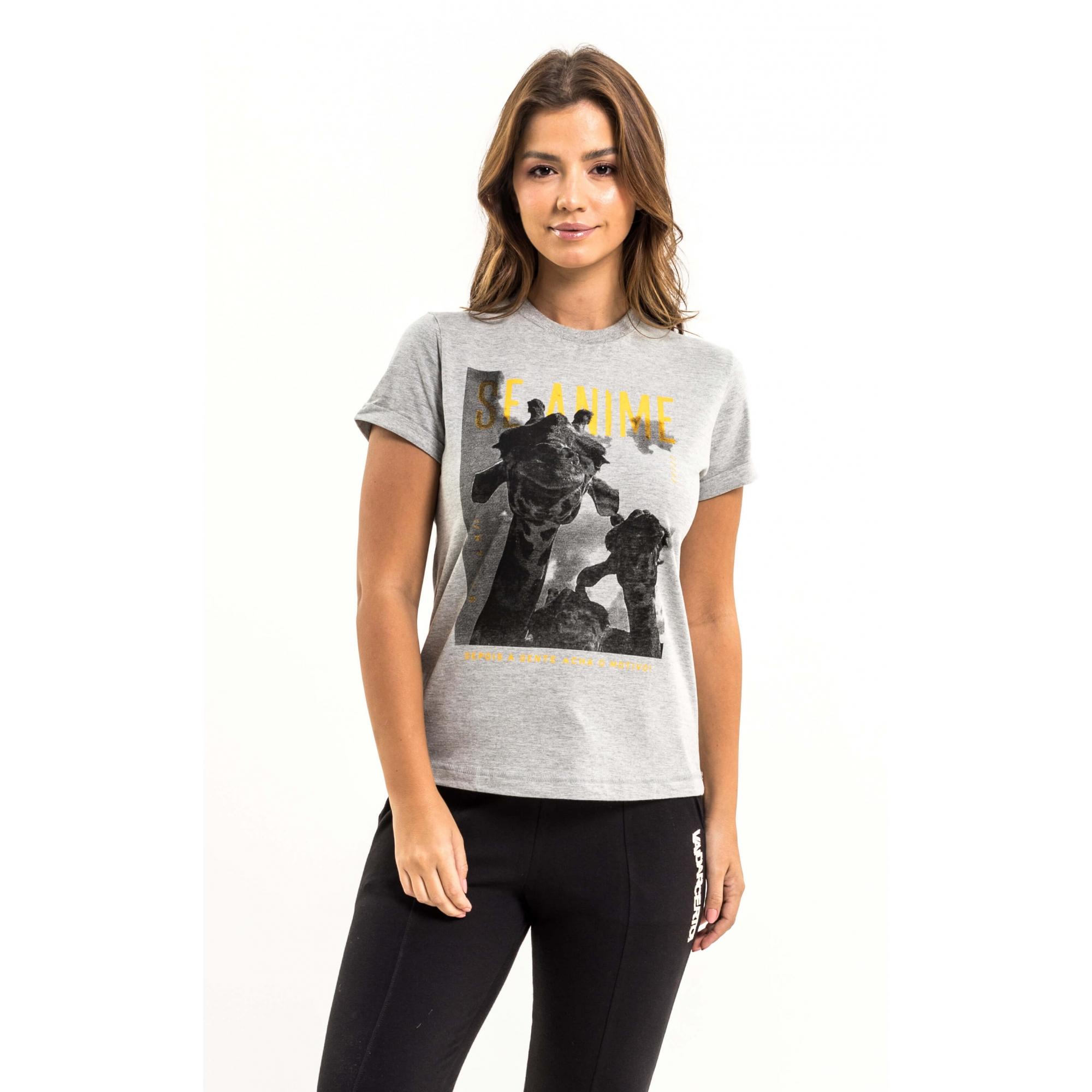 T-shirt Nogah Girafa Mescla