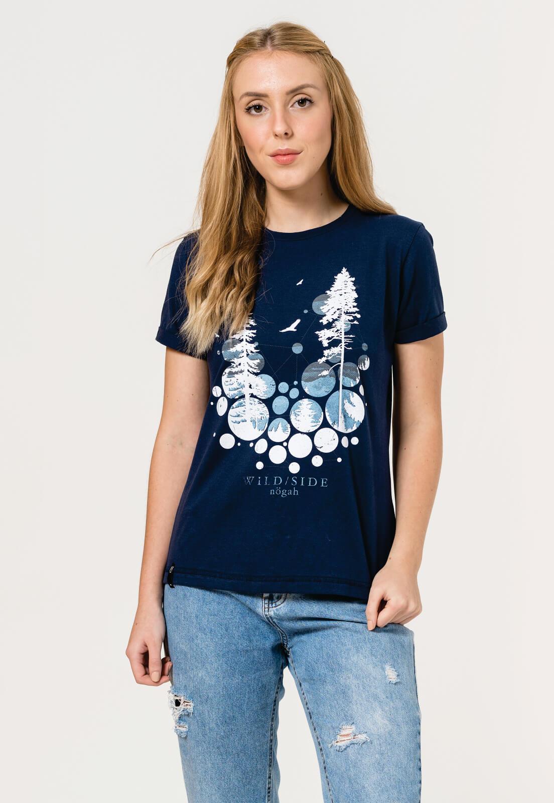 T-shirt Nogah Neve Marinho