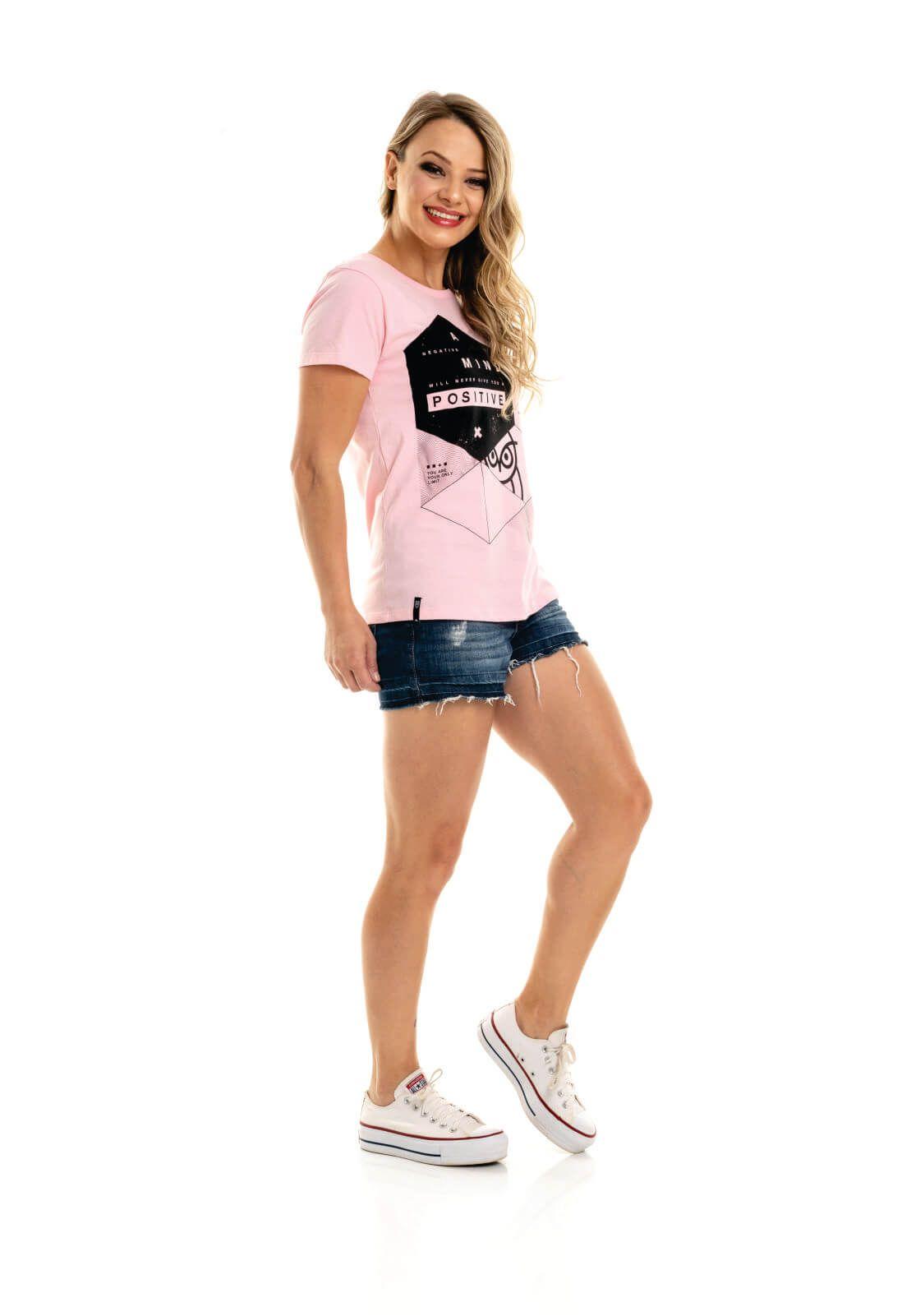 T-Shirt Nogah Positive Mind