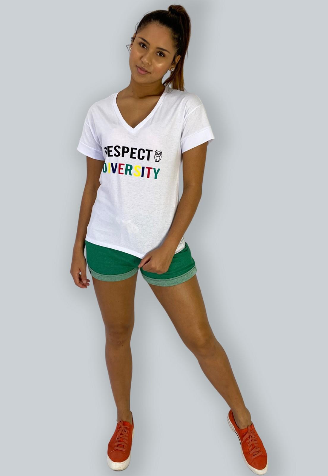 T-shirt Nogah Respect Diversity