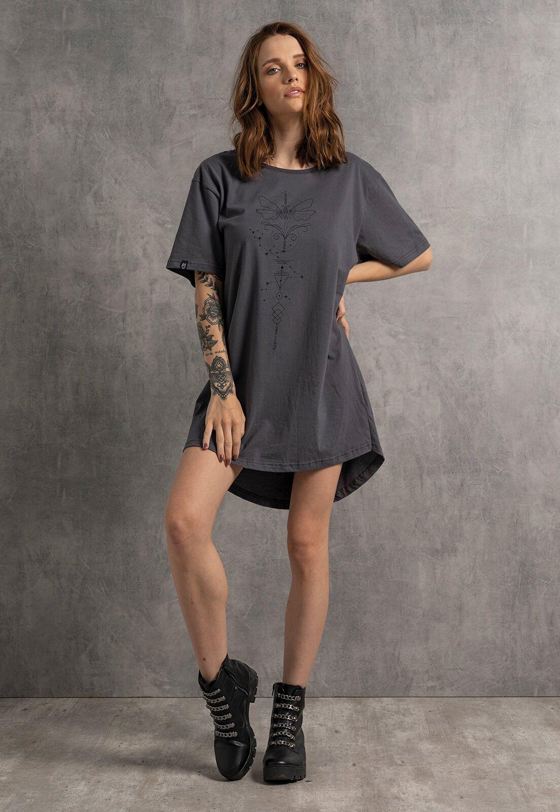 T-dress Nogah Arrow Longline