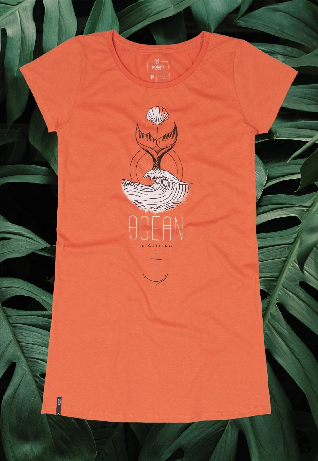 T-dress Nogah Ocean