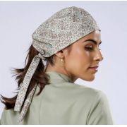 Bandana / Touca de Amarrar New Composê Arabescos