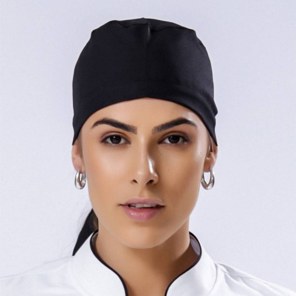 Bandana / Touca de Amarrar Lisa
