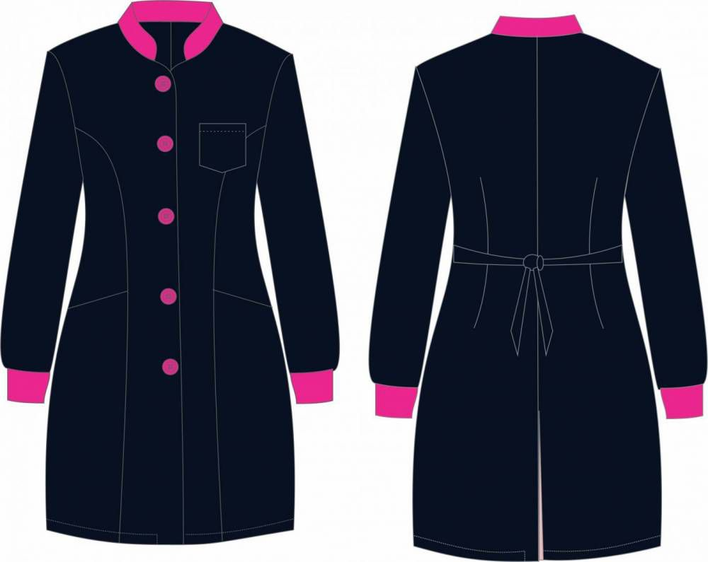 Jaleco Feminino Fashion Premium