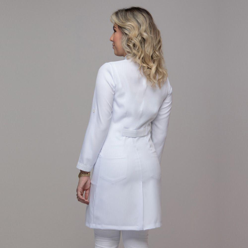 Jaleco Feminino Textura