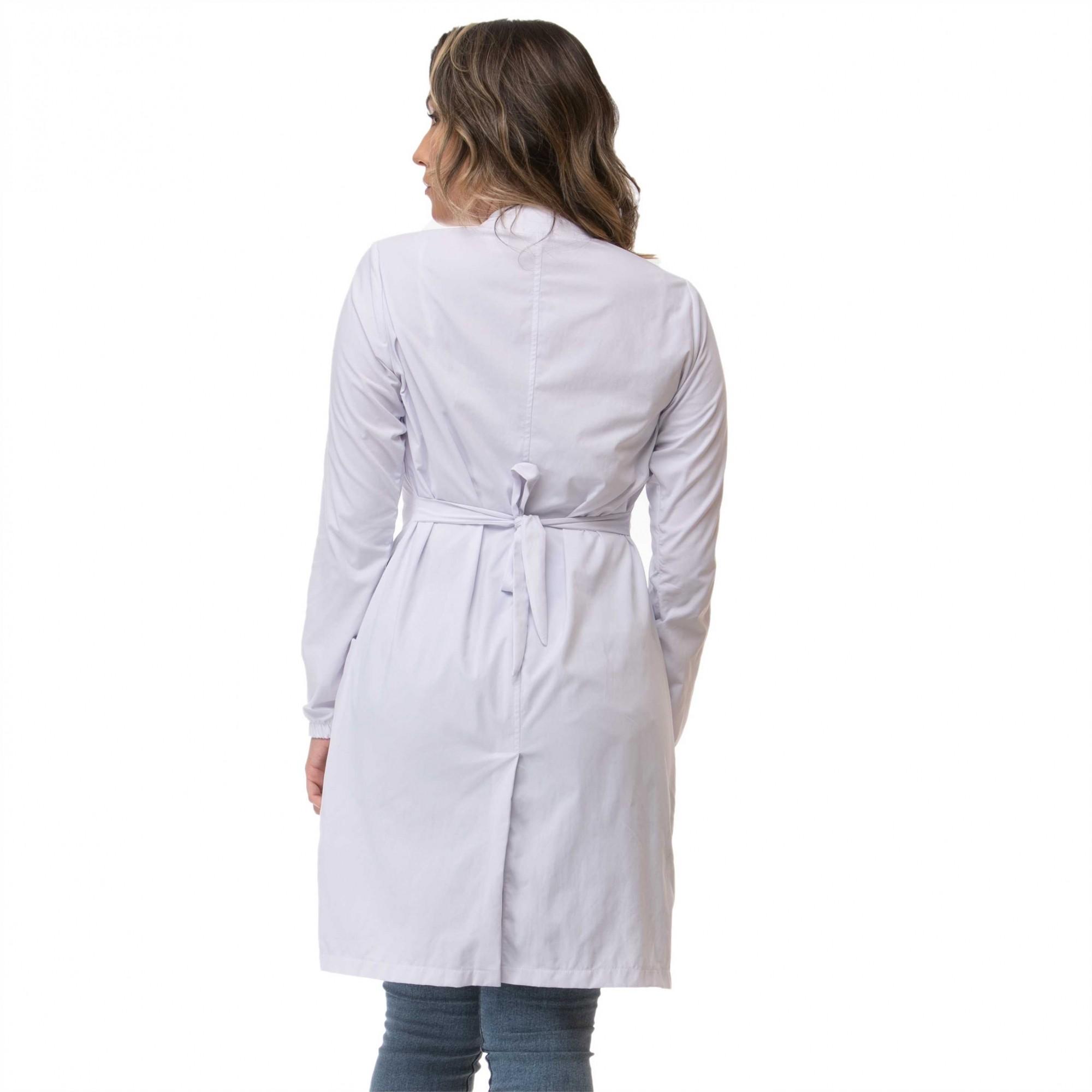 Jaleco Protect Antiviral Feminino
