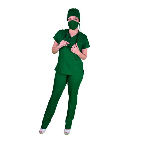 Pijama Cirúrgico Feminino
