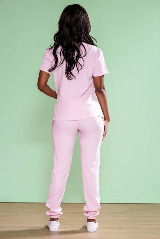 Pijama Cirúrgico Feminino com elastano