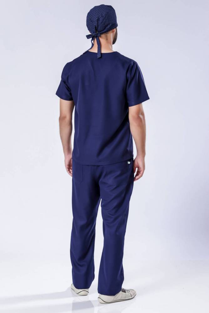 Pijama Cirúrgico Masculino MICROFIBRA