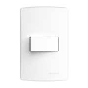 Alumbra Bianco Pró Interruptor Completo