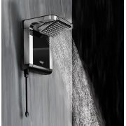 DUCHA ACQUA STAR ULTRA BLACK/CROMADO 5500W X 127V