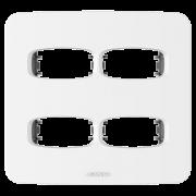 Gracia Placa 4x4 2 Seções + 2 Seções