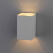 Ideal Arandela Branca de Alumínio Para Lâmpada G9 950-TV