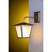 Ideal Arandela Ouro Velho em Aço Fosfatizado L-4-B
