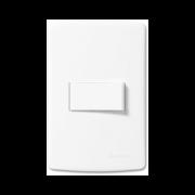 Siena 1 Seção de Interruptor Simples