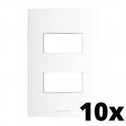 Kit 10 und Inova Pró Placa 4x2 2 Seções