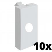 Kit 10 und Siena Módulo Com Furo