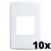 Kit 10 und Siena Placa 4x2 2 Seções