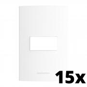 Kit 15 und Inova Pró Placa 4x2 1 Seção