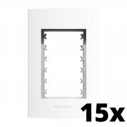 Kit 15 und Inova Pró Placa 4x2 3 Seções