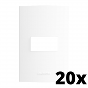 Kit 20 und Inova Pró Placa 4x2 1 Seção