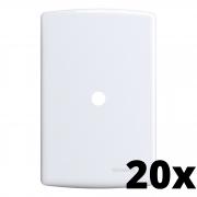Kit 20 und Siena Placa 4x2 Com Furo