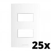 Kit 25 und Inova Pró Placa 4x2 2 Seções