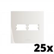 Kit 25 und Inova Pró Placa 4x4 1 Seção + 1 Seção