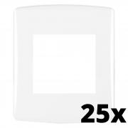 Kit 25 und Siena Fácil Placa 4x2 2 Seções