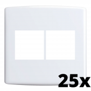 Kit 25 und Siena Placa 4x4 2 Seções + 2 Seções