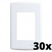 kit 30 und Siena Placa 4x2 3 Seções