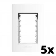 Kit 5 und Inova Pró Placa 4x2 3 Seções