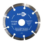 Rayco Disco Diamantado Segmentado 110mm X 20mm