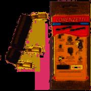 Resistência Para Maxi Ducha 5500w 127v Lorenzetti