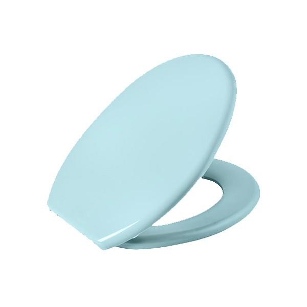 Assento Sanitário Almofadado Azul AZ 1