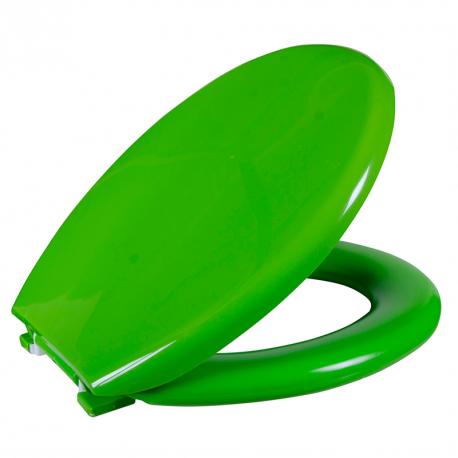 Assento Sanitário Almofadado Verde Abacate