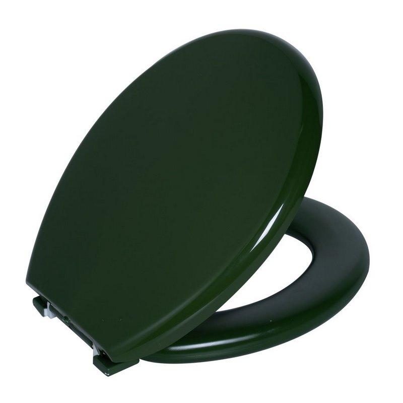 Assento Sanitário Almofadado Verde VD 5