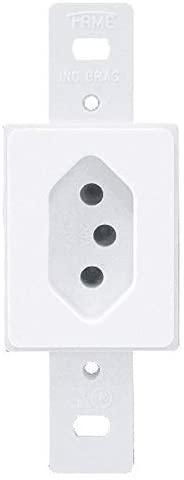 Blanc 1 Seção de Tomada 10a Sem Placa