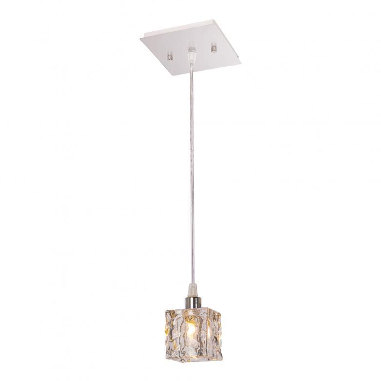 Bronzearte Pendente Frost 125mm x 125mm 1 Lamp G9