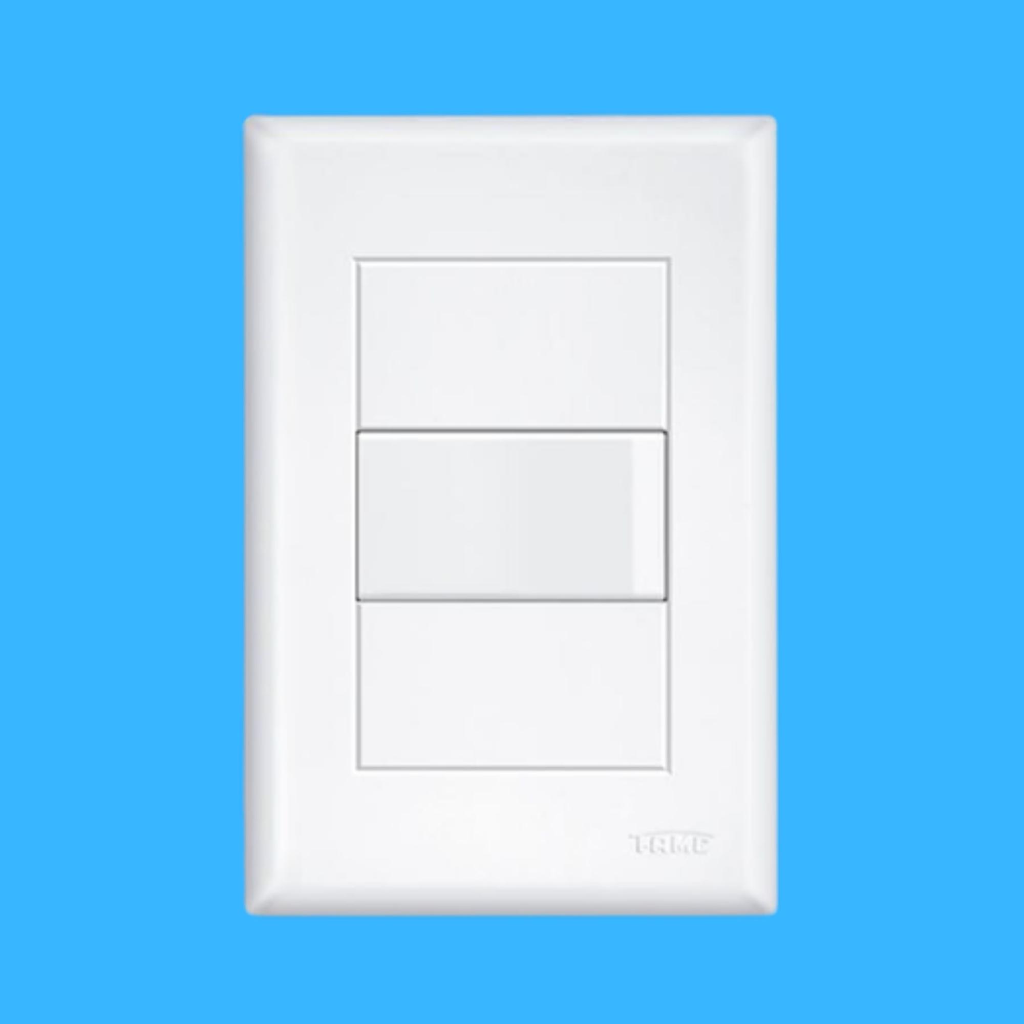 Evidence 1 Seção de Interruptor Simples Com Placa